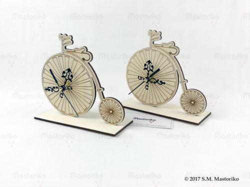 Ξύλινο Ρολόι κομοδίνου Ποδήλατο - Μπομπονιέρες Βάπτισης - Μπομπονιέρες Γάμου - Δώρα για γενέθλια - παιδικά δωράκια - Δώρα για βάπτιση - Δώρα για επιχειρήσεις - Διακόσμηση για βάπτιση - Γάμος - Βάπτιση - Γενέθλια - Μαστορικό - Κύπρος