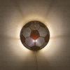 Μπάλα ποδοσφαίρου - Ξύλινο Αμπαζούρ τοίχου Δωματίου -Μπομπονιέρες Βάπτισης - Μπομπονιέρες Γάμου - Δώρα για γενέθλια - παιδικά δωράκια - Δώρα για βάπτιση - Δώρα για επιχειρήσεις - Διακόσμηση για βάπτιση - Γάμος - Βάπτιση - Γενέθλια - Μαστορικό - Κύπρος