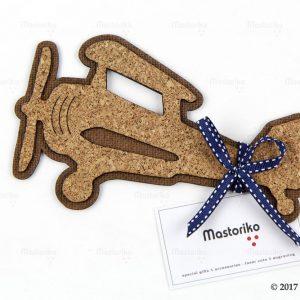 Μεγάλο Πατάκι κουζίνας coaster - Με θέμα Αεροπλάνο - Μπομπονιέρες Βάπτισης - Μπομπονιέρες Γάμου - Δώρα για γενέθλια - παιδικά δωράκια - Δώρα για βάπτιση - Δώρα για επιχειρήσεις - Διακόσμηση για βάπτιση - Γάμος - Βάπτιση - Γενέθλια - Μαστορικό - Κύπρος