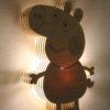 George Pig Αμπαζούρ τοίχου Δωματίου -Μπομπονιέρες Βάπτισης - Μπομπονιέρες Γάμου - Δώρα για γενέθλια - παιδικά δωράκια - Δώρα για βάπτιση - Δώρα για επιχειρήσεις - Διακόσμηση για βάπτιση - Γάμος - Βάπτιση - Γενέθλια - Μαστορικό - Κύπρος