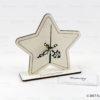 Χριστουγενιάτικο Ρολόι Αστέρι - Ξύλινα - Μπομπονιέρες Βάπτισης - Μπομπονιέρες Γάμου - Δώρα για γενέθλια - παιδικά δωράκια - Δώρα για βάπτιση - Δώρα για επιχειρήσεις - Διακόσμηση για βάπτιση - Γάμος - Βάπτιση - Γενέθλια - Μαστορικό - Κύπρος