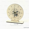 Ξύλινο ρολόι γραφείου - Ρολόι για κομοδίνο - Μπομπονιέρες Βάπτισης - Μπομπονιέρες Γάμου - Δώρα για γενέθλια - παιδικά δωράκια - Δώρα για βάπτιση - Δώρα για επιχειρήσεις - Διακόσμηση για βάπτιση - Γάμος - Βάπτιση - Γενέθλια - Μαστορικό - Κύπρος