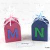Ξύλινη Μολυβοθήκη έγχρωμη με Αρχικό 3D - Μπομπονιέρες Βάπτισης - Μπομπονιέρες Γάμου - Δώρα για γενέθλια - παιδικά δωράκια - Δώρα για βάπτιση - Δώρα για επιχειρήσεις - Διακόσμηση για βάπτιση - Γάμος - Βάπτιση - Γενέθλια - Μαστορικό - Κύπρος