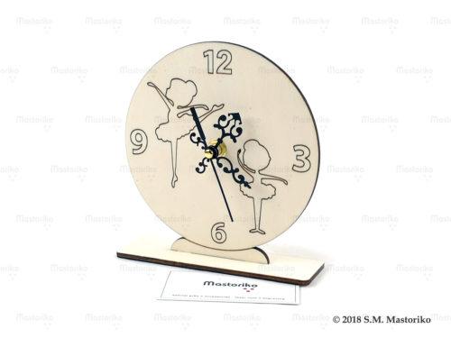 Ρολόι κομοδίνου μπαλαρίνα - ξύλινο ρολόι - Μπομπονιέρες Βάπτισης - Μπομπονιέρες Γάμου - Δώρα για γενέθλια - παιδικά δωράκια - Δώρα για βάπτιση - Δώρα για επιχειρήσεις - Διακόσμηση για βάπτιση - Γάμος - Βάπτιση - Γενέθλια - Μαστορικό - Κύπρος