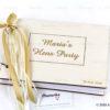 Βιβλίο ευχών για Hens Party - Hens Party Wishes Book - Γάμος - Μαστορικό - Κύπρος