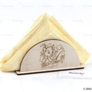 Μπομπονιέρα Βάπτισης Μαντηλοθήκη - Ξύλινη θήκη για χαρτοπετσέττες - Δώρα Βάπτισης - Μαστορικό - Κύπρος - S.M. Mastoriko